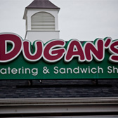 NY 360 Tours: Dugan's Sandwich Shop