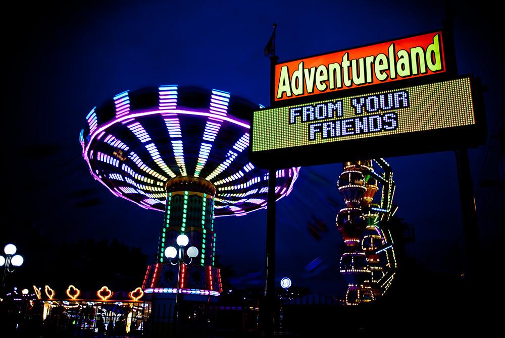Ny 360 Tours Adventureland Amusement Park